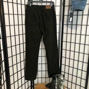 Ralph Lauren hunter green corduroy Jeans